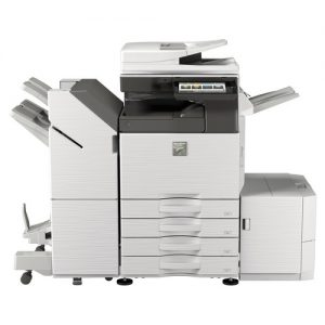 Photocopieur Sharp MX3050VEU - RJ Conseil-2