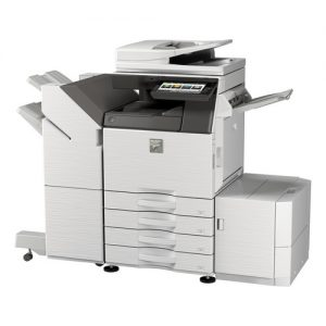Photocopieur Sharp MX3050VEU - RJ Conseil-3
