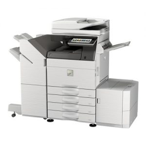Photocopieur Sharp MX6070VEU - RJ Conseil-3