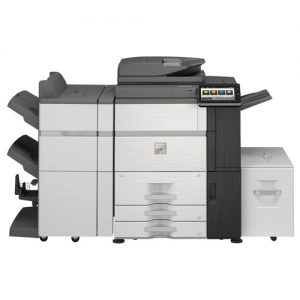 Photocopieur Sharp MX7580NEU - RJ Conseil-2