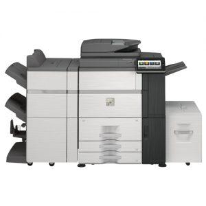 Photocopieur SharpMX7580NEU- RJ Conseil-2