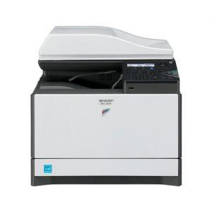 Photocopieur Sharp MXC300W - RJ Conseil-2