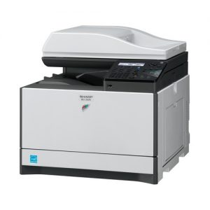 Photocopieur Sharp MXC300W - RJ Conseil-3